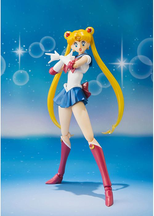 figurita sailor moon - pose te castigare