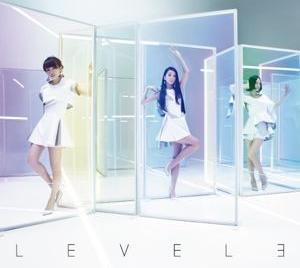 perfume level 3 album limitado