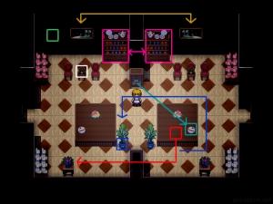the witch's house solucion simetria